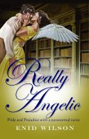Cover for 'Really Angelic'