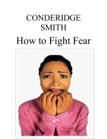Cover for 'HOW TO FIGHT FEAR'