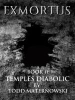 Cover for 'Exmortus II: Temples Diabolic'