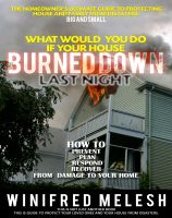 Cover for 'What Would You Do If Your House Burned Down Last Night'