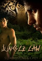Cover for 'Jungle Law'