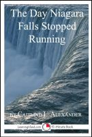 Cover for 'The Day Niagara Falls Stopped Running: A 15-Minute Strange But True Tale'