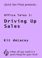 Cover for 'Office Tales 5: Driving Up Sales'