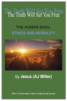 Cover for 'The Human Soul: Ethics and Morality'