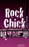 Cover for 'Rock Chick Revolution'