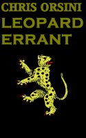 Cover for 'Leopard Errant'