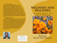 Cover for 'Melodies and Maladies : A Bouquet of Love Poems'