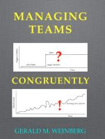 Cover for 'Managing Teams Congruently'