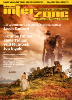 Cover for 'Interzone 234 May - Jun 2011'