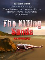 Cover for 'The Killing Sands'