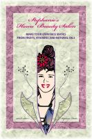 Cover for 'Stephanie's Home Beauty Salon'