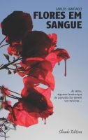 Cover for 'Flores em sangue'