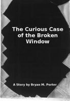 Cover for 'The Curious Case of the Broken Window'