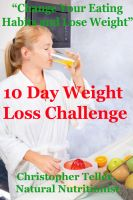 Cover for '10 Day Weight Loss Challenge: Change Your Eating Habits and Lose Weight'