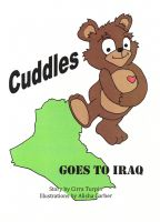 Cover for 'Cuddles Goes To Iraq'