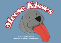 Cover for 'Moose Kisses'