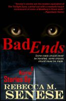 Cover for 'Bad Ends: 5 Horror Stories'