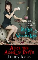 Cover for 'Malice in Wonderland #2: Alice the Angel of Death'