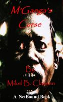 Cover for 'M'Ganga's Curse'