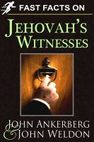 Cover for 'Fast Facts on Jehovah's Witnesses'