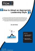 Cover for 'How to Adopt an Appropriate Leadership Style'