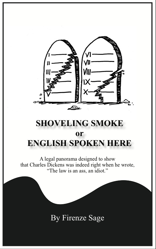 Shoveling Smoke or English Spoken Here, Obama cover