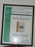 Cover for 'Miss Daisy'