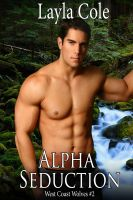 Cover for 'Alpha Seduction (m/m Werewolf Erotica)'