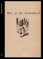 Cover for 'Alice of the Dreamland'