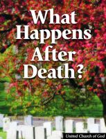 Cover for 'What Happens After Death?'