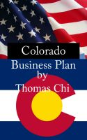 Cover for 'Colorado Business Plan'