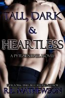 Cover for 'Tall, Dark & Heartless: A Pyte/Sentinel Series Novel'