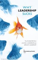 Cover for 'Why Leadership Sucks: Fundamentals of Level 5 Leadership and Servant Leadership'
