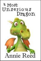 Cover for 'A Most Unserious Dragon'