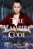 Cover for 'The Vampire Code'