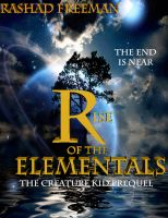 Cover for 'Rise of the Elementals'