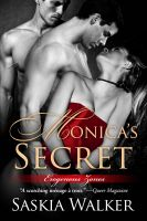 Cover for 'Monica's Secret (Erogenous Zones Book One)'