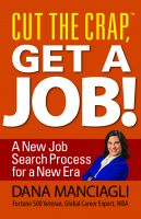 Cover for 'Cut The Crap, Get A Job!'