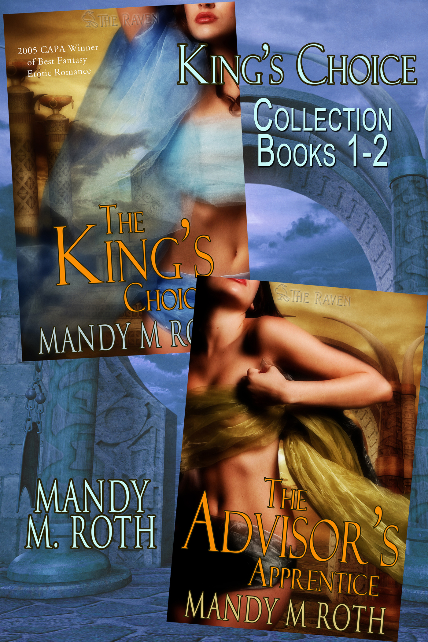 Mandy M. Roth - King's Choice Collection Books 1-2