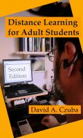 Cover for 'Distance Learning for Adult Students'