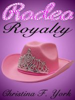 Cover for 'Rodeo Royalty'