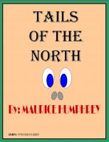 Cover for 'Tails of the North'