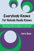 Cover for 'Everybody Knows Yet Nobody Really Knows'