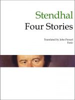 Cover for 'Four Stories'