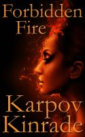 Cover for 'Forbidden Fire'