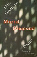 Cover for 'Mortal Diamond: Poems'