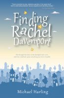 Cover for 'Finding Rachel Davenport'