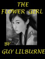 Cover for 'The Flower Girl'