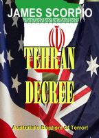 Cover for 'Tehran Decree'