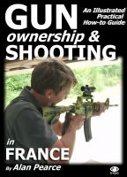 Cover for 'Gun Ownership and Shooting in France v2'